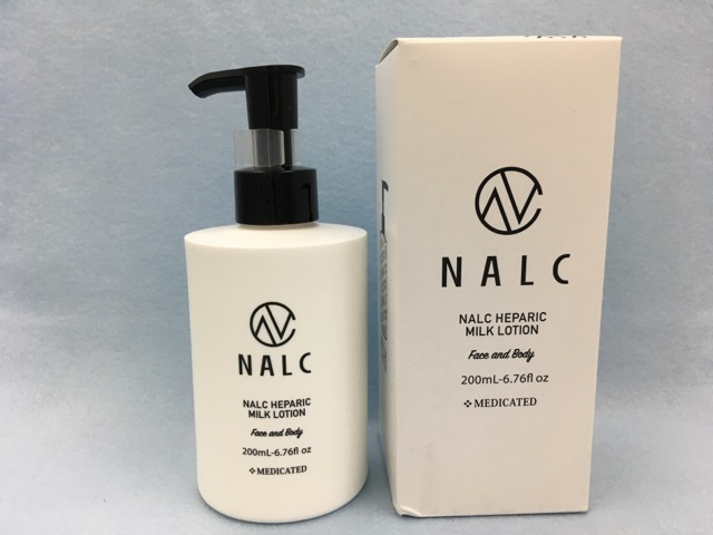 NALCヘパリンミルクローション